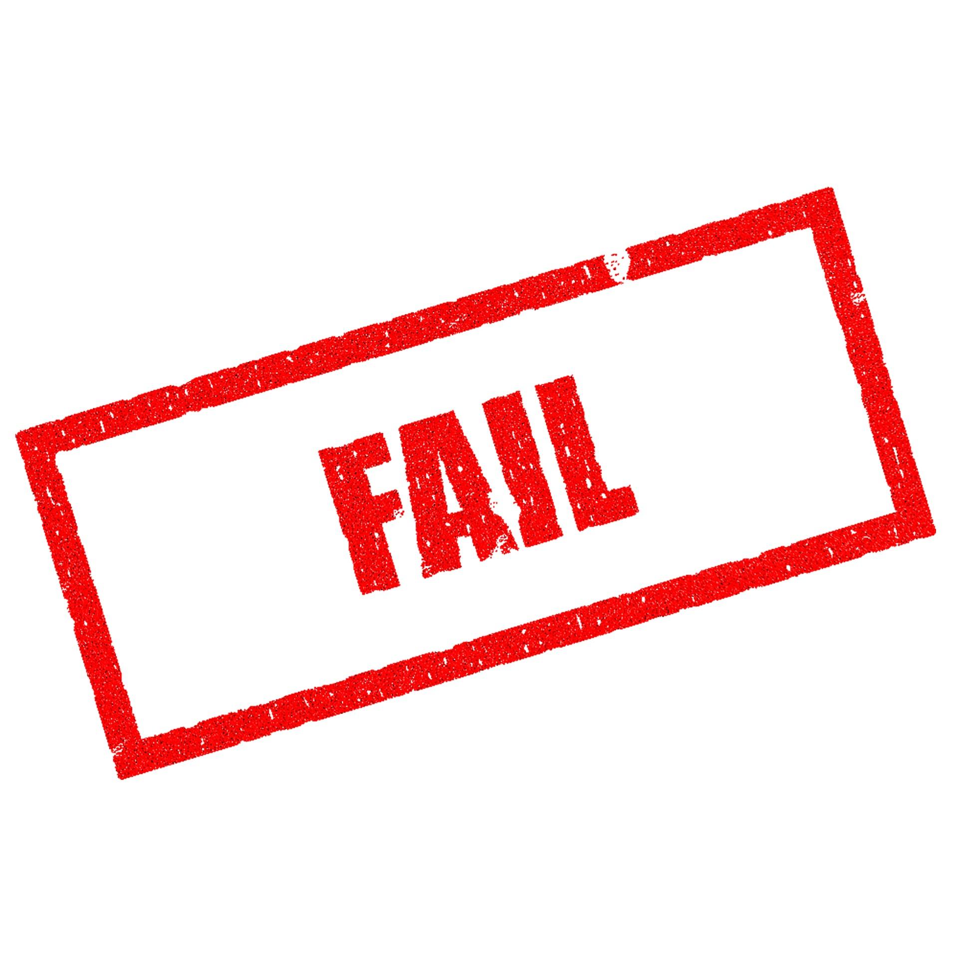 Stempel: Fail