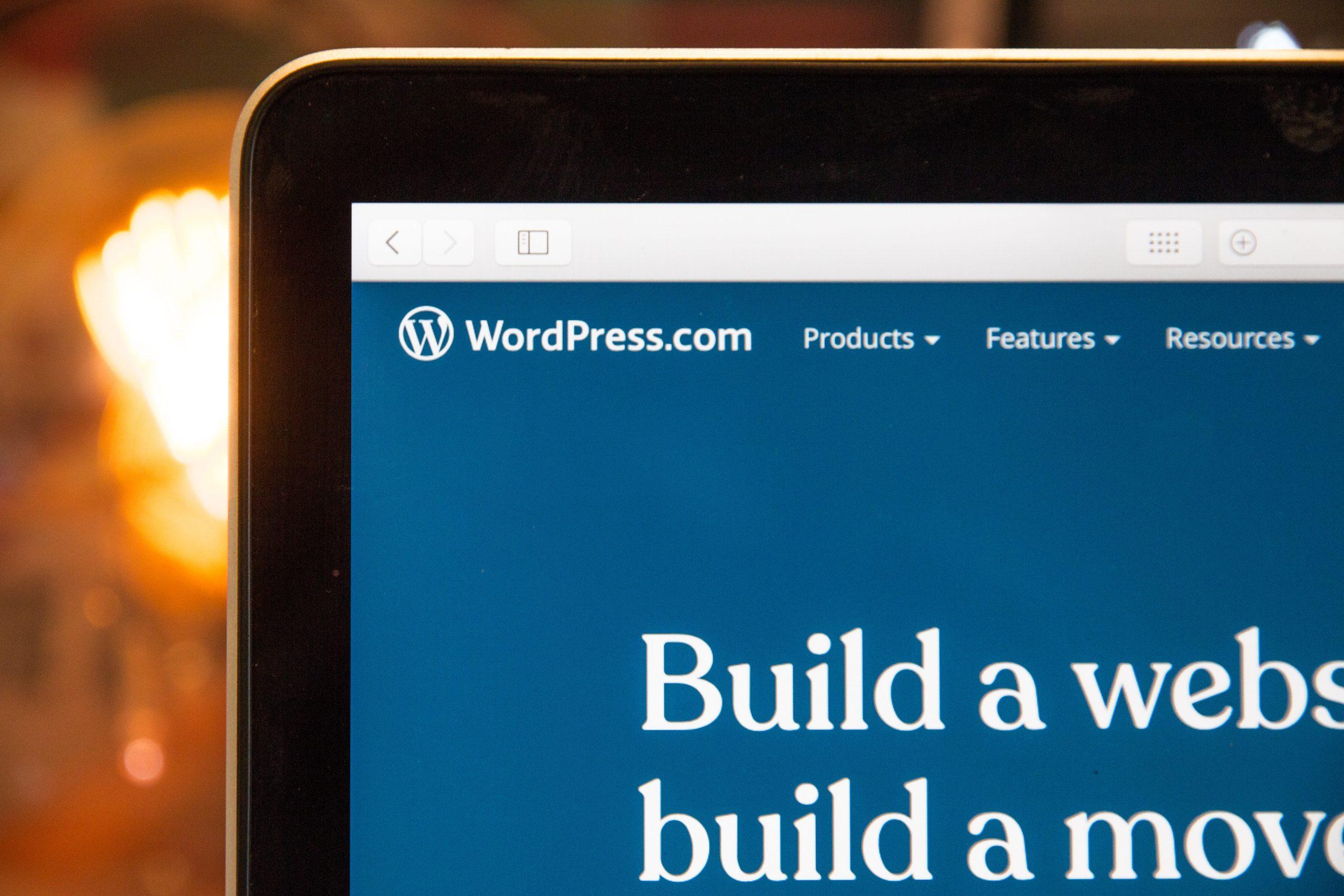 Wordpress für Webseiten nutzen